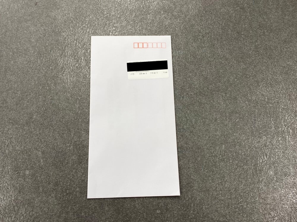hs-0019 封筒の梱包サイズ (5)