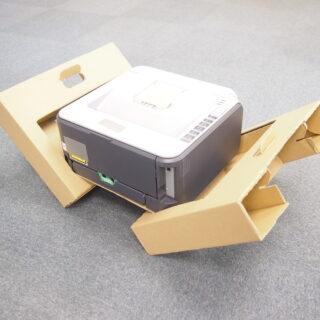 家庭用プリンター用緩衝材(ホールディングブロック)