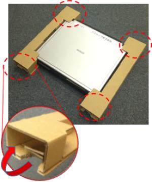 組み立て式ブロックの難点