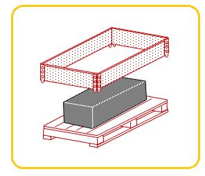 折り畳み合板コンテナ(RePak)