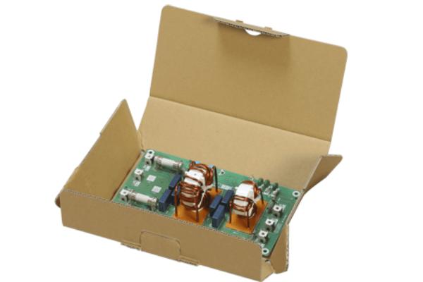 電子基板 内外装一体型包装