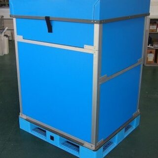 大型複合機回収用ボックス