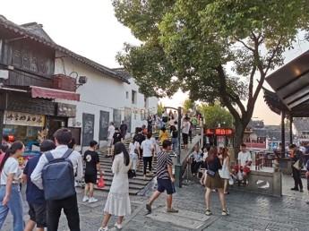 コロナ禍の中国