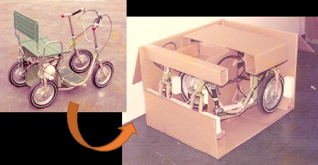 ワイドサイクル包装