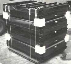 トラック荷台の簡易包装 アイロップ株式会社